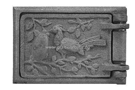 Furnace gate