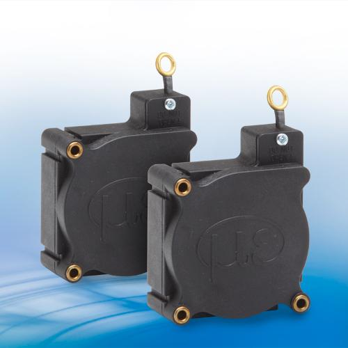 Robust draw-wire sensors