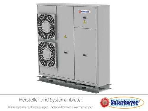 Solarbayer Luft-/Wasser-Wärmepumpe