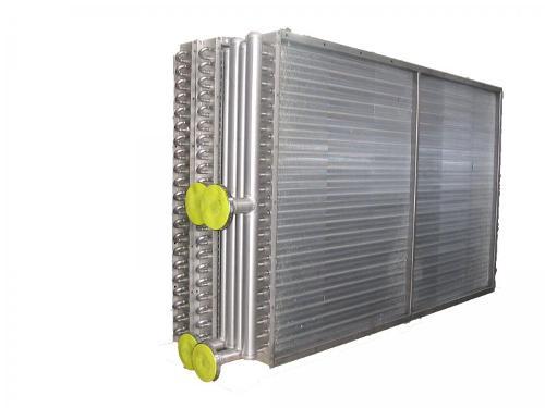 Lamellar heat exchanger