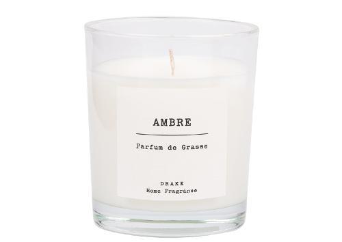 BOUGIE PARFUMÉE - AMBRE
