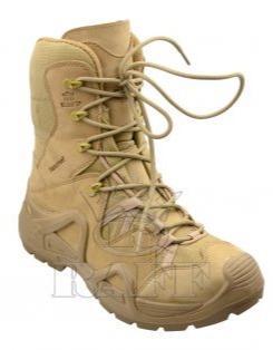 Bottes militaires