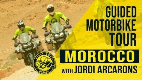 Morocco with Jordi Arcarons