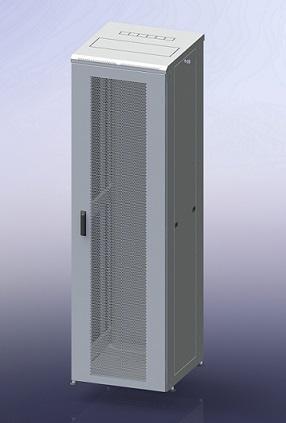 "Напольный шкаф 19""/Rack 19"" floor-standing"