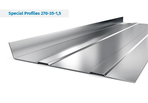 Steel Sections for Semi-Trailers and Truck Bodies