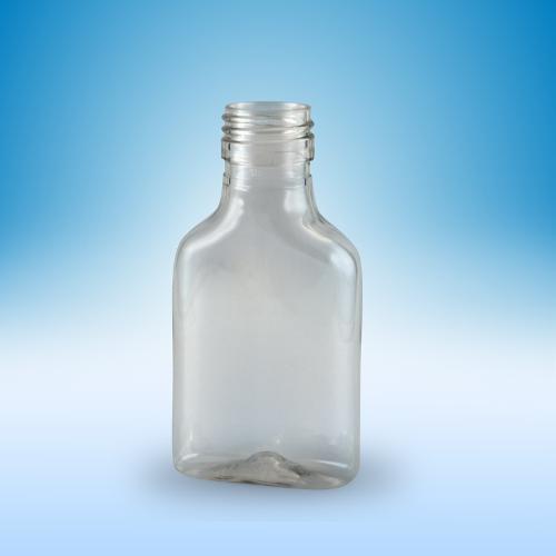 100 ml PET Spirituosenflasche