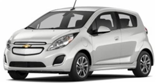 CAR RENTAL Chevrolet Spark