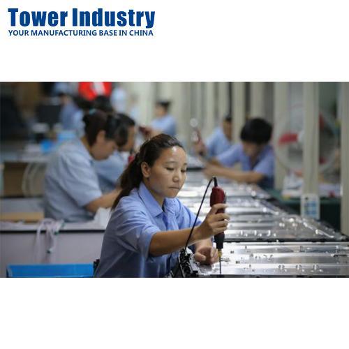 China Turnkey Manufacturing Service - Sheet Metal,machined,tube