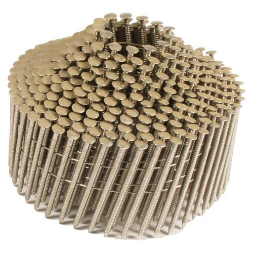 RVS coilnails in kleine aantallen te koop