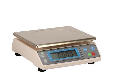 Balance Électronique Inox 50 Kg