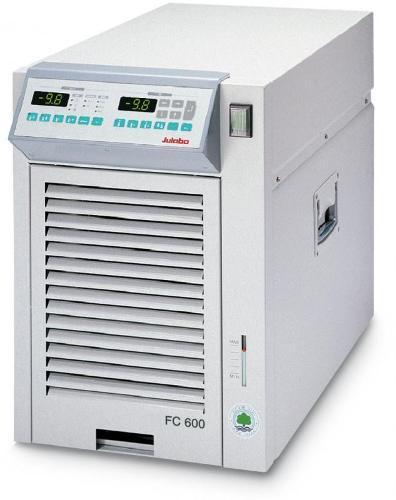 FC600 - Chillers / Recirculadores de refrigeração