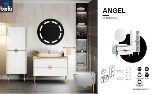 Banyo Mobilyası Angel