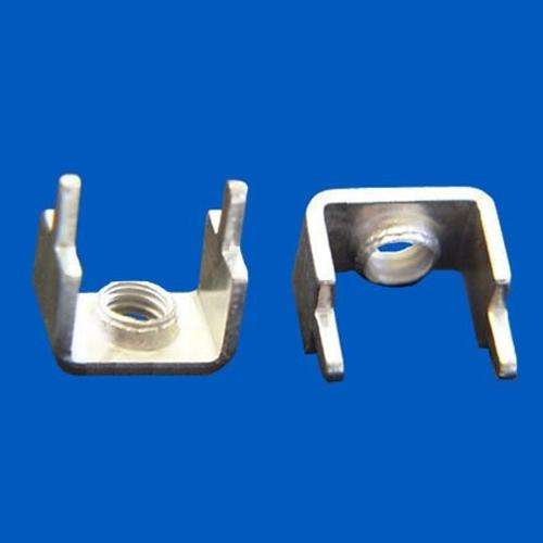 Screwed Contacts & Terminal Clamps