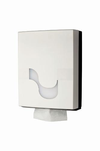 celtex L folded towel dispenser