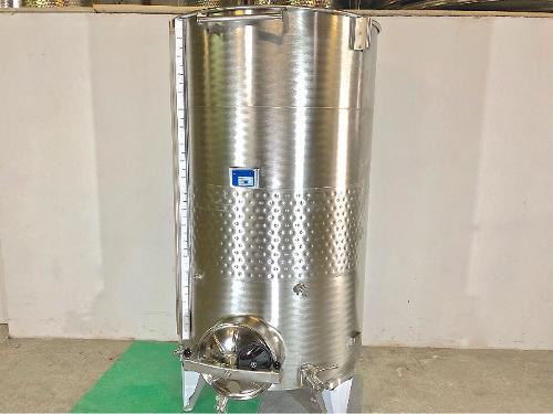 Serbatoio in acciaio 304 - 21.5 HL