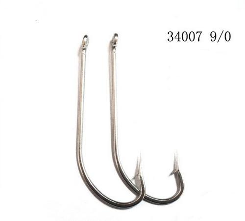 Stainless steel fishing hook