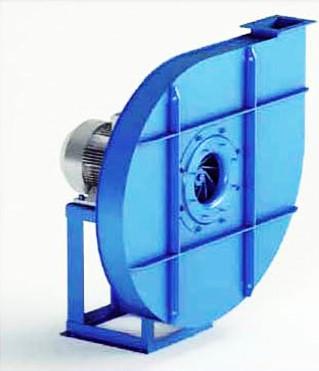 Ventilateur industriel de transport