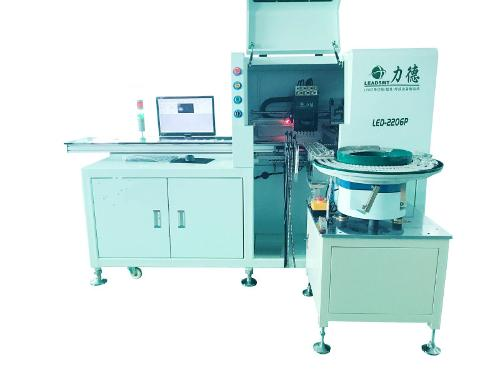 Smd led Lens Pick And Place Machine System