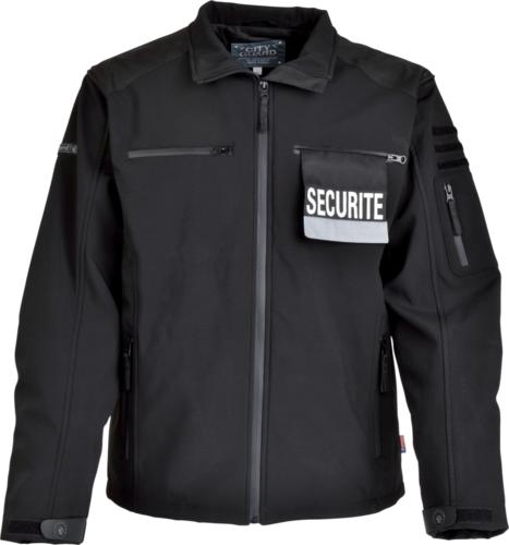 Blouson Softshell Securite