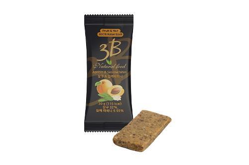3B RawBar Apricot&Sesame Tahini