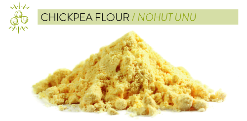 Turkish Origin Raw Chickpea Flour