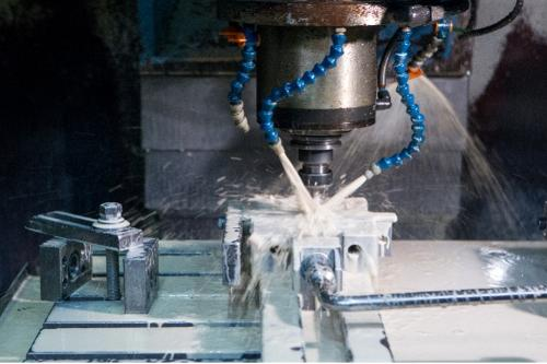 3-AXIS CNC MILLING SERVICES