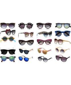 lot de lunettes de soleil
