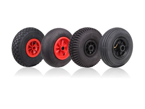 Wheels with pneumatic tyre