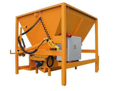 Kbv Crane Concrete Distributor