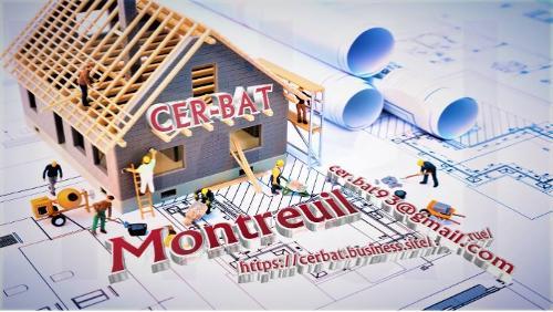Construction,entretien et rénovation de bâtiments