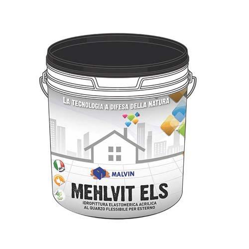 MEHLVIT ELS Idropittura minerale elastomerica acrilica