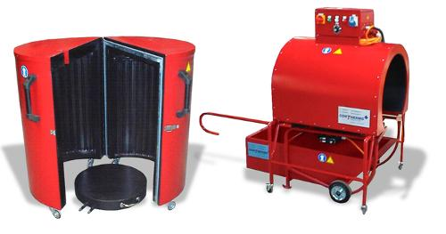 Elektro- und Dampf-Fassheizer