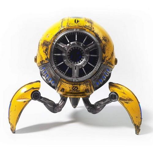Gravastar G1 Mars Bluetooth Speaker 20W Yellow EU