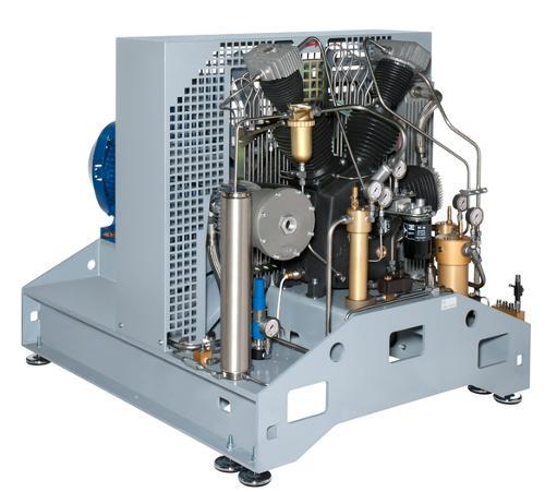Erdgas-, Biogaskompressoren