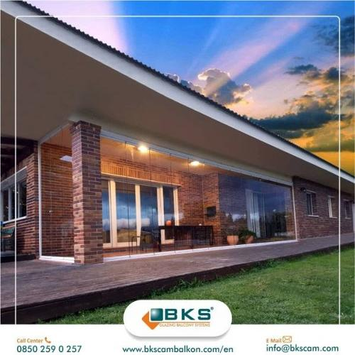 Terrace glazing system