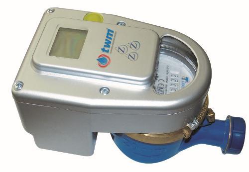 Medidores inteligentes de agua fría prepagados ZZZ