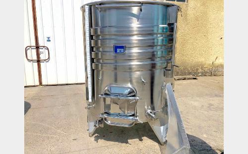 304 Stainless Steel Tank - Spaipser2300 - 03/21-8