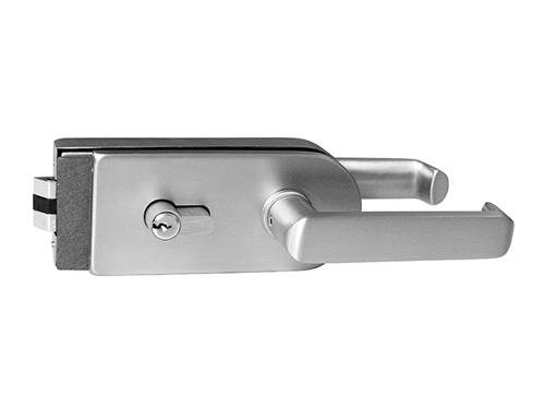 Lock With Handle