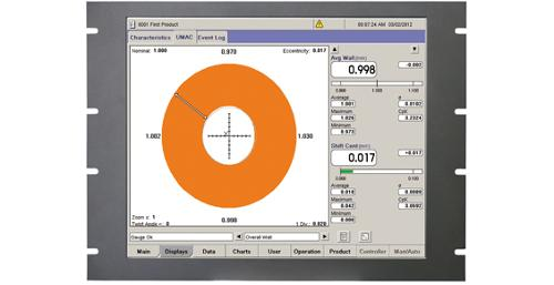 UMAC ® Wall Thickness Measurement with Ultrasonic...