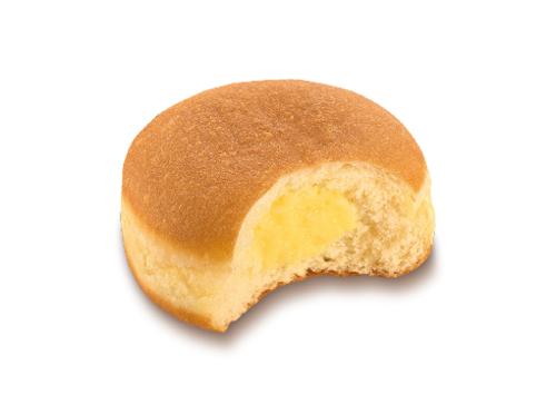 Butter Ball Donut with Vanilla-Cream