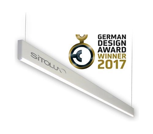 SITOLUX LED-Linearleuchte / Langfeldleuchte LM1/LM3