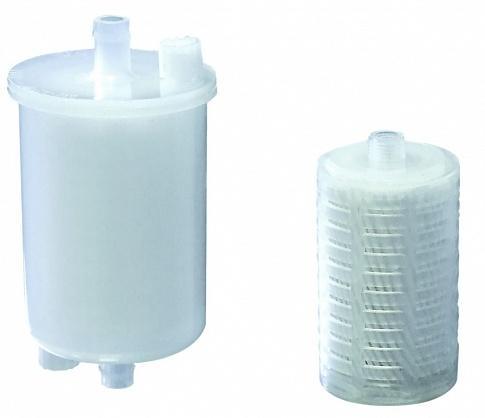 Mini-capsule Filters