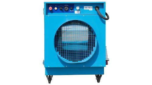 Alquiler De Calefactores Eléctricos De 42 Kw