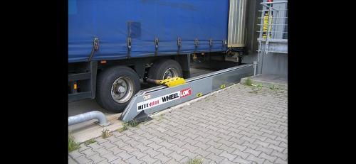 Fahrzeugverriegelung Global Wheel-Lok