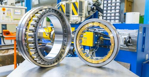 Reconditioning of bearings