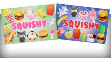 Squishy Werbe Banner