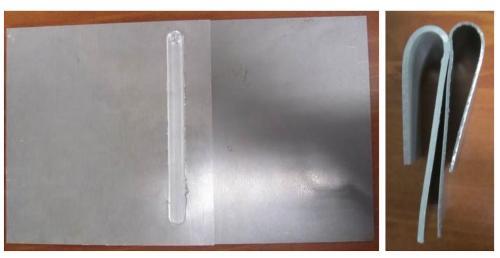 Soudage De Composants En Aluminium Sur L'acier