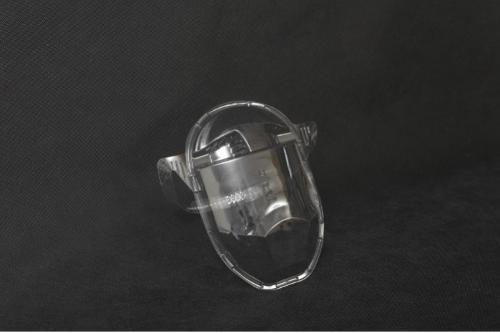 PET 防护面罩