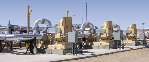 Onshore Multiphase Pump Systems