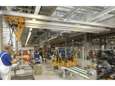 KBK light crane system